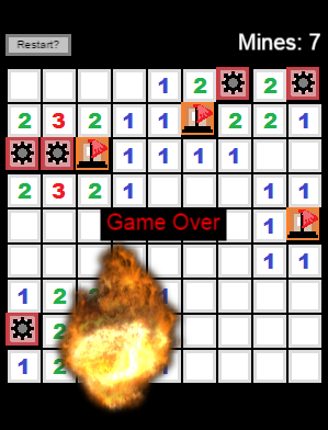 minesweeper-phaser